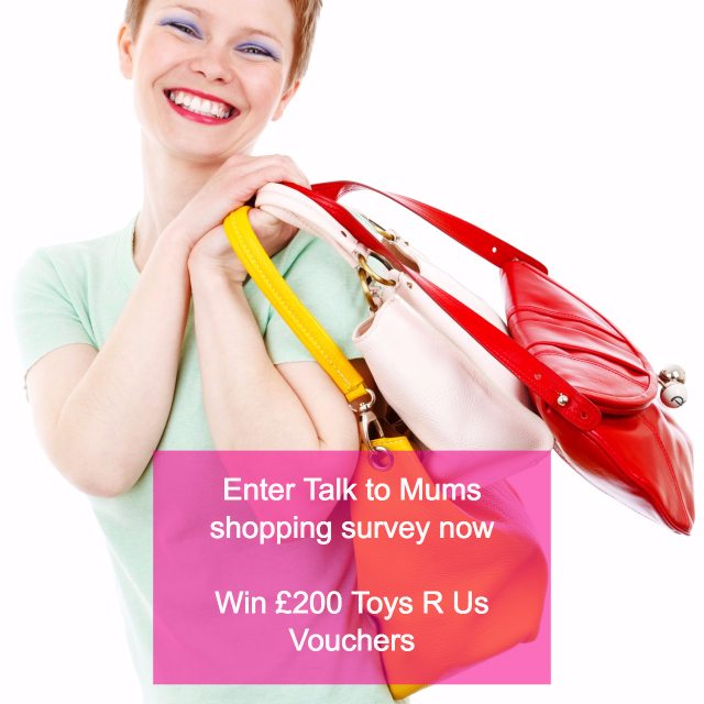 Enter to win £200 Toy R Us vouchers