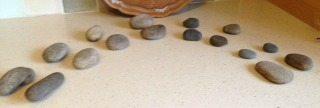 stones for battleships