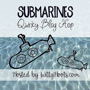 Are you looking for a cool submarine craft - then we've got one on the blog for you, AND a fair few more to have fun with as well in our submarine blog hop. Go check them all out, do!