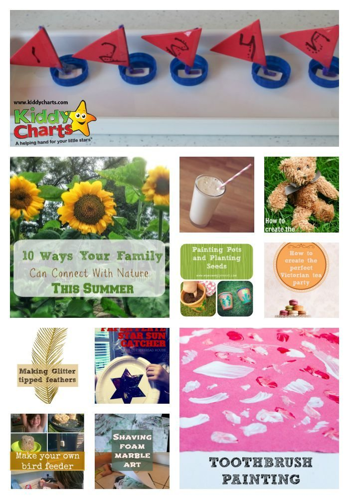 We brought all our summer activity blog posts into one place making them even easier to download