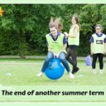 Every parent's nightmare: the end of another summer term
