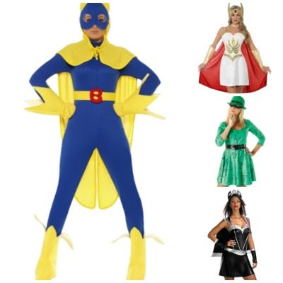 Superhero Team honk collage