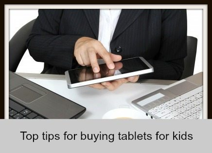 tablets for kids