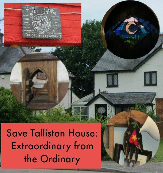Talliston House: Save the extraordinary