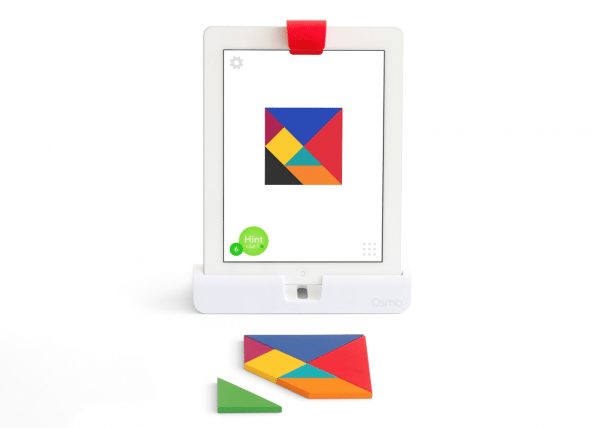 Osmo is a new interactive game, using tech and real world toys...definitely one the kids will love to receive as a gift.