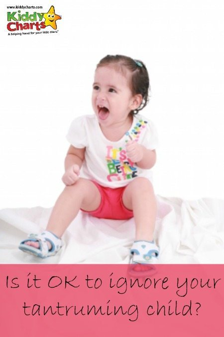 The Tantrum: Do with ignore our children?