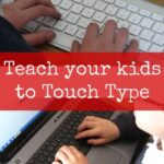 Learning to touch type with typekids.com