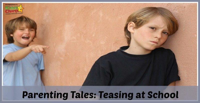 teasing at school