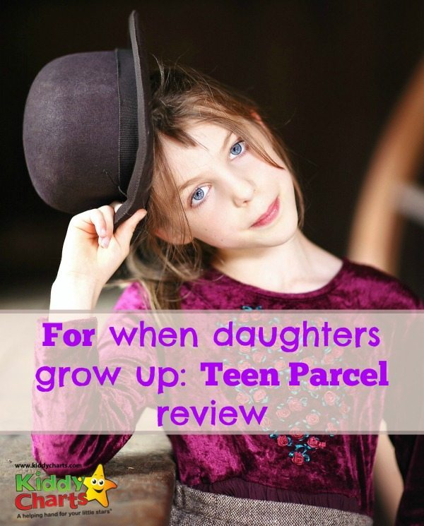What do you do when your daughter starts her monthly period? Teen parcels are designed to help make this time easier for you and your child...