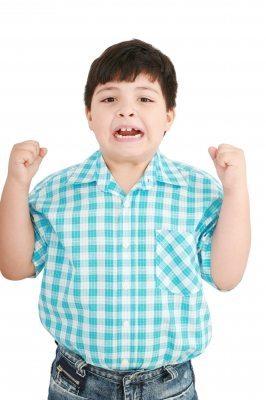 Temper tantrums: Handling them in public