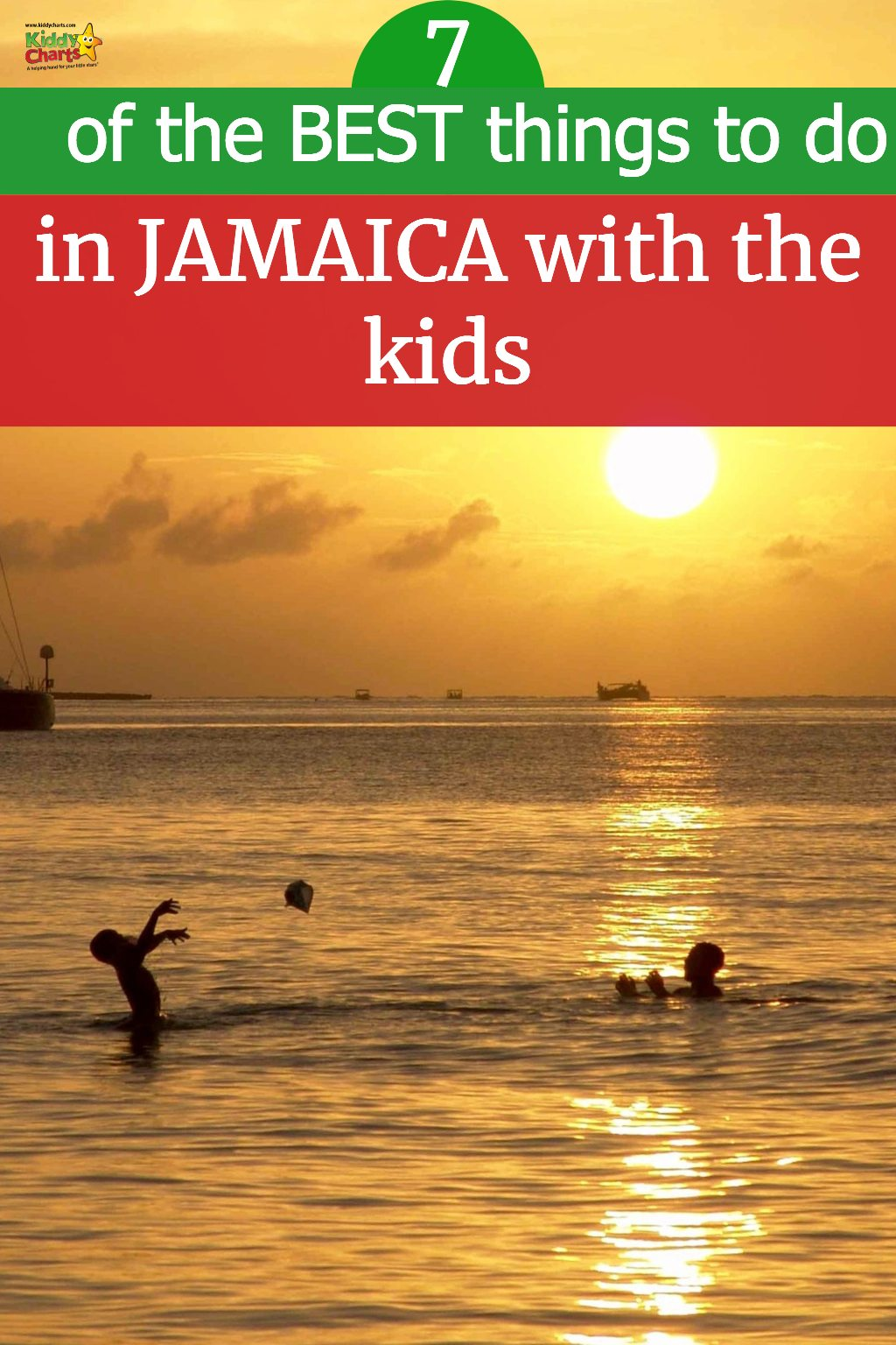 We've taken a little look at the 7 best things to do with kids in Jamaica - so you don't have to! Why not come on in and take a look? #Jamaica #kids #travel