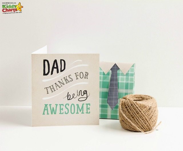 A free Fathers Day card for you - as well as lots of other printables perfect for your kid and their Dad's big Dad!