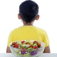 How to cope with toddler food fads