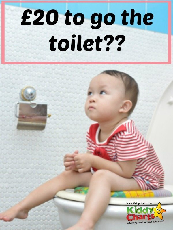 Why do kids have to go to the loo so much - we can NEVER do anything else!