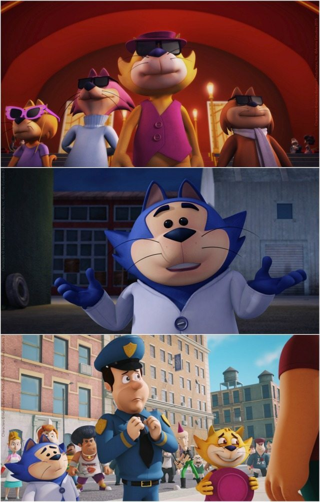 Who doesn't want to know how the Top Cat gang all started...everyone needs to know this right? Well watch Top Cat Beings the new Top Cat movie and you find out!