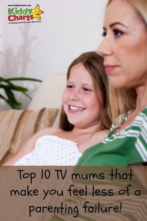 TV mums: top ten