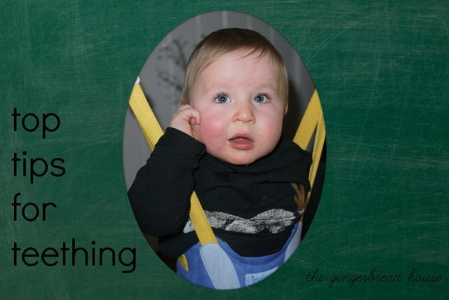 top tips for teething 1