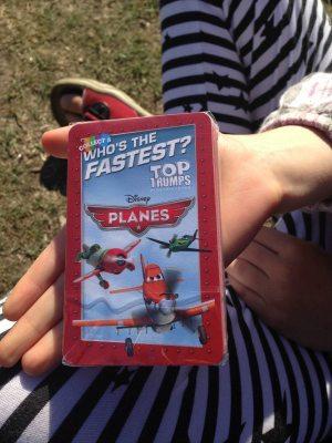 Top Trumps: Planes