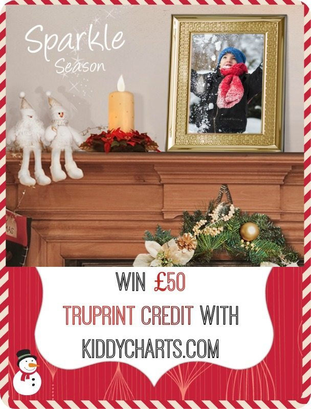 Our FINAL giveaway in the 12 days of Chrstmas special is with Truprint this week; for £50 credit for their site, and we have three to give away. Closes 18th Dec,
