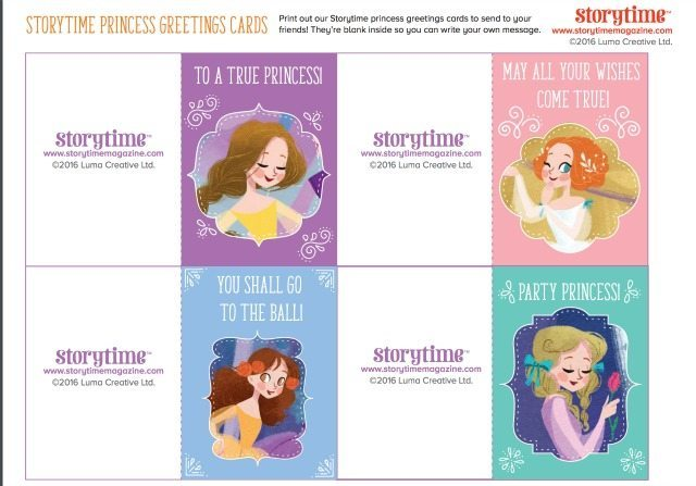 Twelve dancing princesses is a charming story for the kids, and we have some lovely activities to accompany reading it from Storytime magazine, as well as the opportunity to get a free copy of the mag too. Visit the site for colouring sheets, posters, a word search and more now!