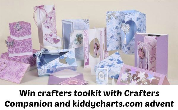 Crafters Companion: Header