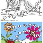 Valentine reward charts