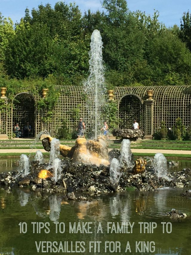 Versailles is a beautiful place to travel to with the kids. We have some excellent advice to make Versailles fun for everyone, not just the adults!