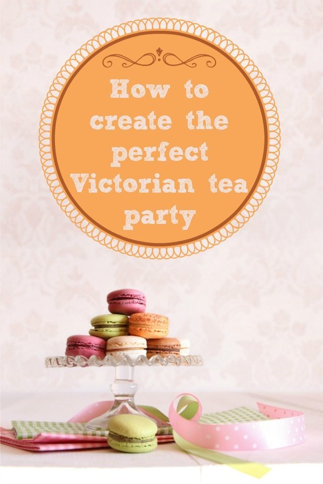 How do you create the perfect Victorian tea party for kids? We have some great ideas, including decor for the Victorian party, a schedule and even Victorian games.