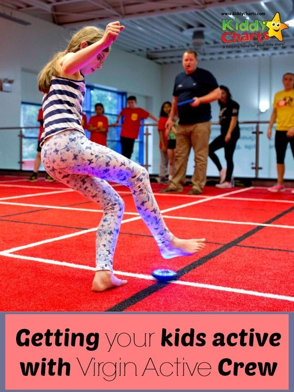 Are you in the UK and looking to get the kids active? Do they struggle with team sports? Well we may have found the answer for you - we tried our Virgin Active Crew; and my daughter loved it.!