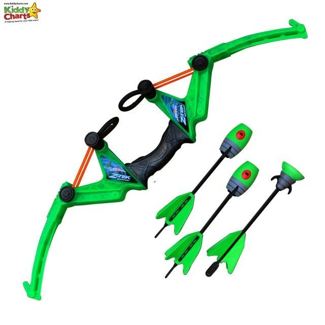 Fantastic bow and arrow set for any hunger games fans out there. Check it out.