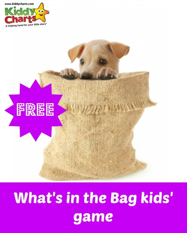 Free game: What's in the Bag?