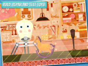 Wombi Toys Review: Repair, test and package up your toys