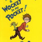 Dr Seuss Wocket in My Pocket coloring and activity pack