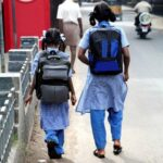 Tuesday Tips: Would you let your child walk to school on their own?