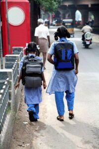 Would you let your kids walk to school on their own?