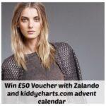 Advent Calendar #8: #Win £50 voucher for Zalando.co.uk