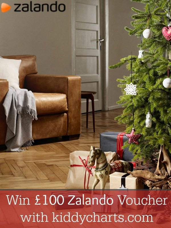 We are at Day eighter of our 12 Days giveaay - this time its £100 of Zalando vouchers, so go! Closes 14th Dec.